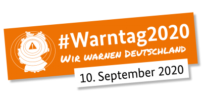LOGO Warntag am 10.09.2020