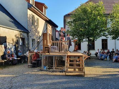 Foto zur Meldung: Sommertheater in Beeskow