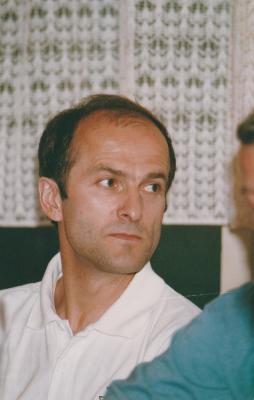 Grußadresse an Waldemar Cierpinski