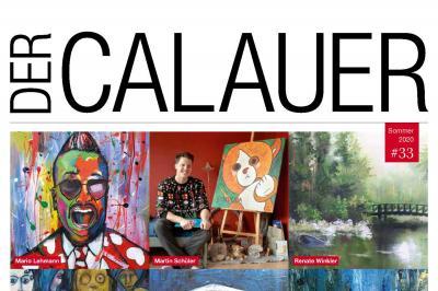 Foto zur Meldung: DER CALAUER: Neue Ausgabe ab sofort verfügbar