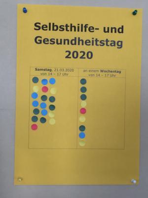 Foto zur Meldung: Erfahrungsaustausch der Selbsthilfegruppen am 29.08.2020 - abgesagt!