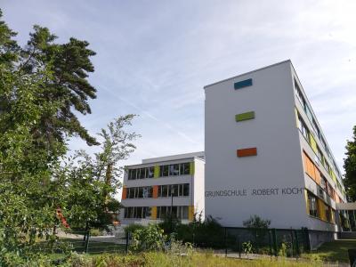Robert Koch Grundschule in Niemegk - August 2020