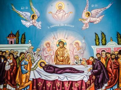Mariä Aufnahme in den Himmel