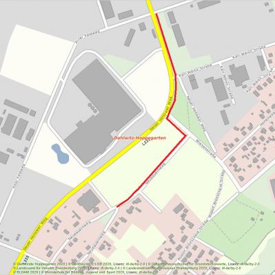 Bild der Meldung: Neuer Schulweg ist fertig – Wiesenstraße bleibt gesperrt