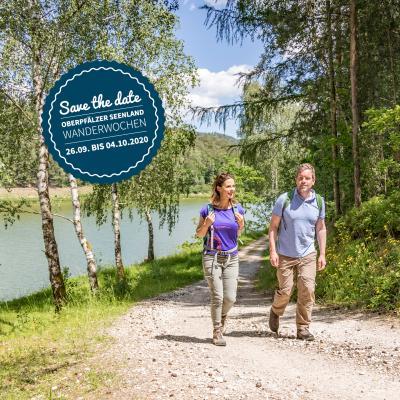 Oberpfälzer Seenland Wanderwochen 2020
