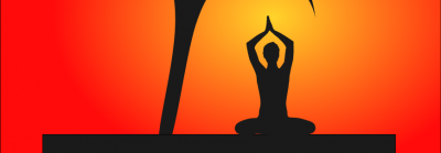 """Foto zur Meldung: Bitte beachten: """"Hatha Yoga - Sanfte Übungen und Entspannung"""" um 20.00 Uhr bereits ausgebucht!"""