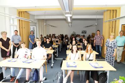 Foto zu Meldung: Wiedereinrichtung von 11. Klassen in der Lehniner Heinrich-Julius-Bruns Gesamtschule