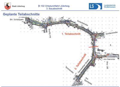 Bild der Meldung: Ausbau der B 102 - Es geht weiter ...