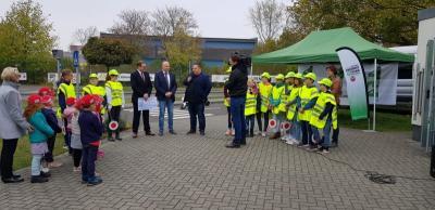 AfA unterstützt Verkehrssicherheitsarbeit in Cottbus