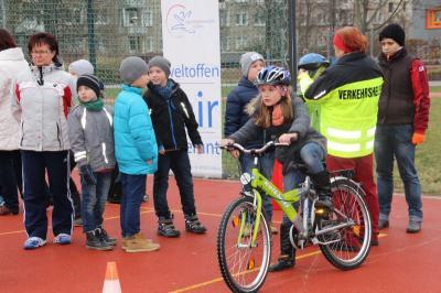 Radfahrausbildung: Bilanz 2019 stark verbessert