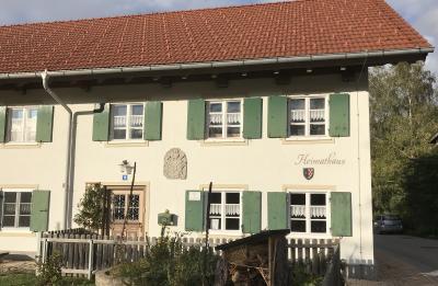 Vorschaubild zur Meldung: Heimathaus in Börwang - Hier wird unsere Ortsgeschichte lebendig