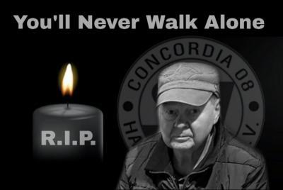 Foto zur Meldung: Tiefe Trauer bei Concordia