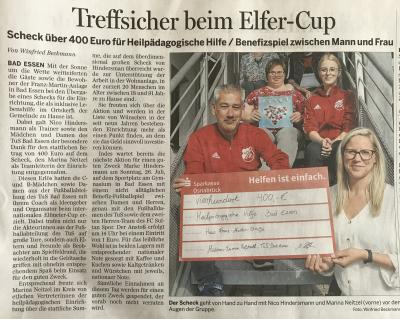 Elfer Cup