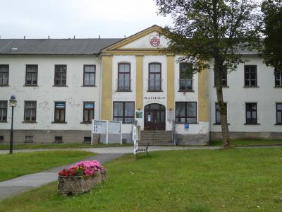 Rathaus Johanngeorgenstadt