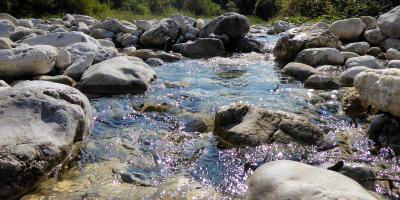 Bild der Meldung: Allgemeinverfügung zum Verbot von Wasserentnahmen aus oberirdischen Gewässern