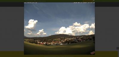 Webcam Livebild 13.08.2020