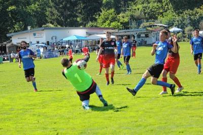 Bild der Meldung: Presse zum Pokalspiel gegen Schönau