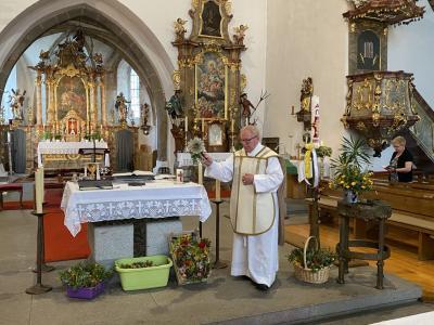 """Bild der Meldung: Der """"Große Frauentag"""" wurde in unserer Pfarrgemeinde gefeiert"""
