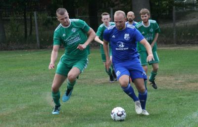 Foto zur Meldung: II.HERREN -  Sieg gegen SV Wahnebergen