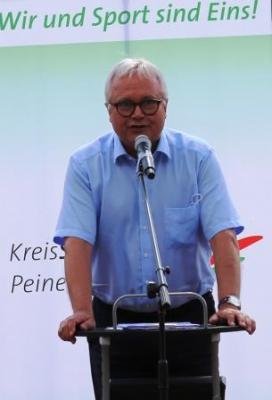 Neuer KSB-Vorsitzender Ralf Werner