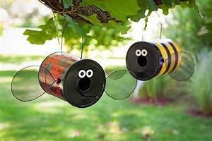 Foto zur Meldung: Ein etwas anderes Vogelhaus/ Insektenhotel bauen!