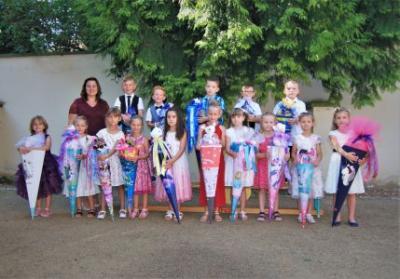 Foto zur Meldung: 1. Schultag ! Herzlichen Glückwunsch allen Schulanfängern und ihren Familien