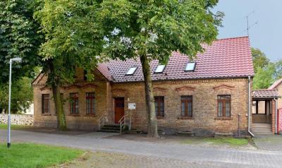 Gemeindezentrum in Lietzen, Foto: Matthias Lubisch