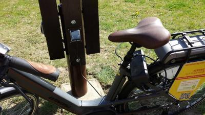 Foto zur Meldung: LEADER: E-Bikes in Storkow (Mark) - Gratis Strom für Radfahrer