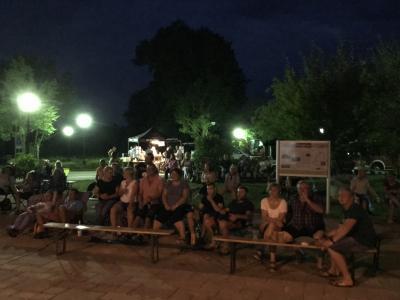 Foto zur Meldung: Ein toller Sommerkino-Abend