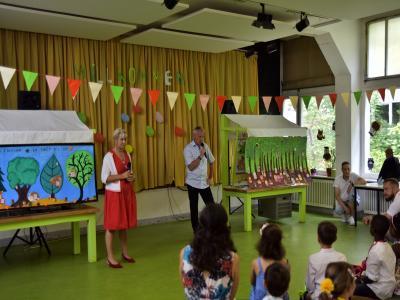 Vorschaubild zur Meldung: Einschulungsfeier - August 2020 - Videofilm - Diashows - Fotos