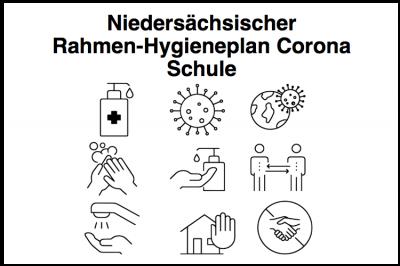 Vorschaubild zur Meldung: Infos zum Schulbeginn 2020/ 21