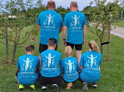 Foto zur Meldung: Schwedenlauf wurde in Laage ein Event