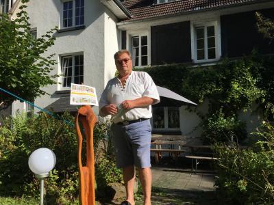Vorschaubild zur Meldung: Skulpturen aus Holz und Metall von Friedhelm Zöllner ab 18. September