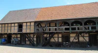 Foto zur Meldung: Mitgliederversammlung der AG Historische Dorfkerne am 16. September 2020 in Hohenseefeld im Hohen Flämingg