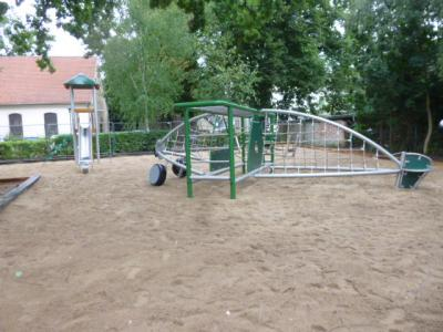 """Foto zu Meldung: Umgestaltung Spielplatz """"Bruchpilot"""""""