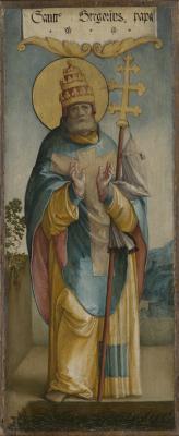 Hl. Gregor der Große, Papst