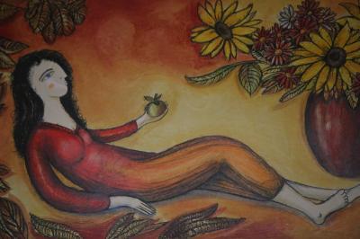 Vorschaubild zur Meldung: Am Dienstag, 15. September, ist der Künstler Micha Kloth um 19.30 Uhr zu Gast in Sixti.