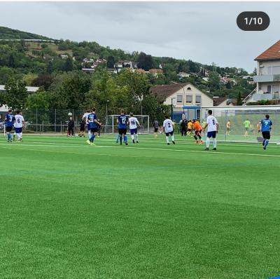 1. Mannschaft mit knapper Niederlage in Stetten / 2. Mannschaft verliert in Todtnau