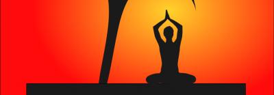 Foto zur Meldung: Noch Plätze frei: Stressless Yoga am Dienstagabend
