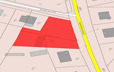 Vorschaubild zur Meldung: Baugrundstück in Tantow