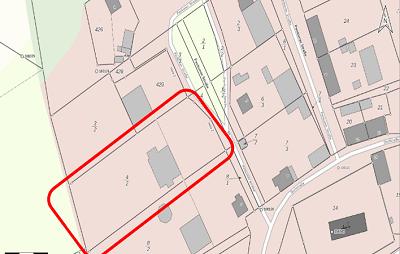 Vorschaubild zur Meldung: Baugrundstück in Petershagen