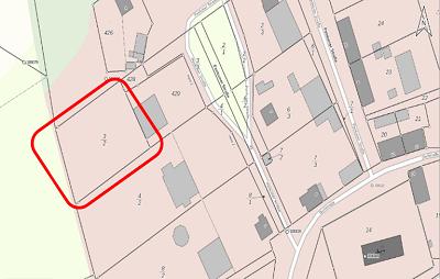 Grundstück in Petershagen