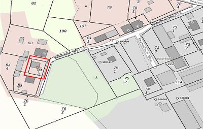 Vorschaubild zur Meldung: Grundstück in Beatenhof