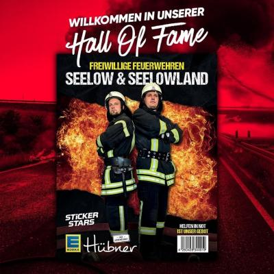 Vorschaubild zur Meldung: KickOff - Veranstaltung Stickerstars @ Feuerwehr Seelow