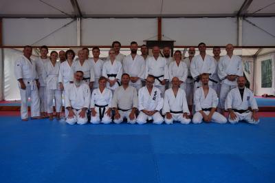 Vorschaubild zur Meldung: Aikido-Camp in Bajka (Nähe Ostroda)