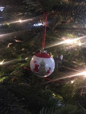 Foto zur Meldung: Weihnachtsliedersingen
