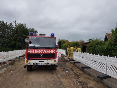 Einsatz # 18 / 2019 – 14. Juli 2019 – FeuMi Oering