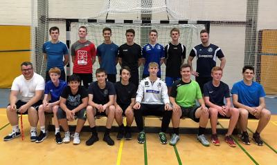 Bild der Meldung: Die männl. B-Jugend des TV Arnsberg freut sich auf die Kooperation mit dem HV Sundern