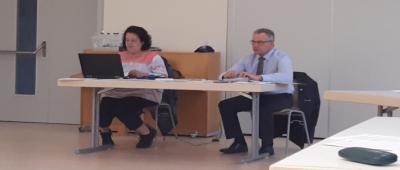 Foto zur Meldung: MGH Haunetal Förderverein mit neuem Satzungsbeschluss  zur Gemeinnützigkeit