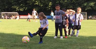 Foto zur Meldung: Jugend - !!! Nachwuchs-Kicker gesucht !!!